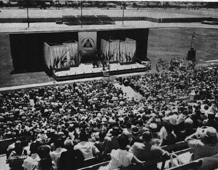 The Third A.A. International Convention, Long Beach, 1960