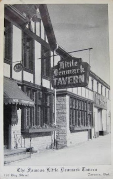 Home of the First AA meeting in Canada