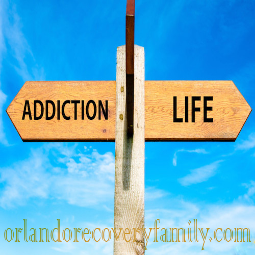 orlando recovery family on relapse prevention