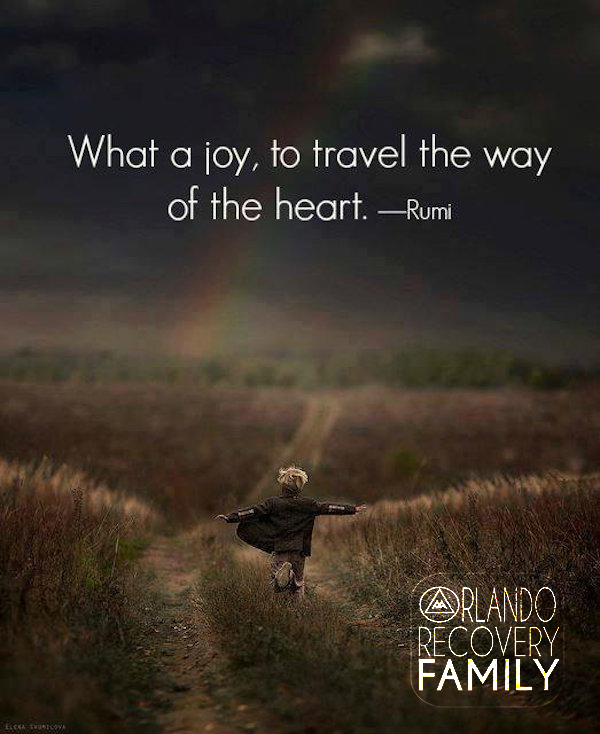 what a joy.rumi